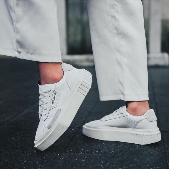 adidas Shoes | Adidas Hypersleek White
